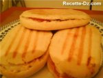 Paninis Au Fromage