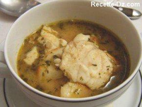 Donner votre avis chorba poisson cuisine alg rienne for Donner poisson